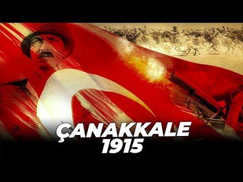 Çanakkale 1915   Aksiyon Türk Filmi Full İzle