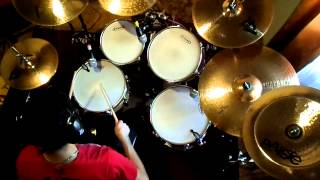 "Drum Cover - Finger Eleven ""Paralyzer"""