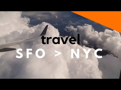 v004 | SF to NYC!