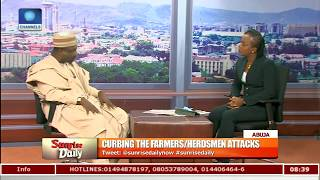 Benue Killings: Nazifi Questions Internal Security Mechanism,Calls For Prosecution Pt.2