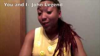 You and I- John Legend Acapella Cover