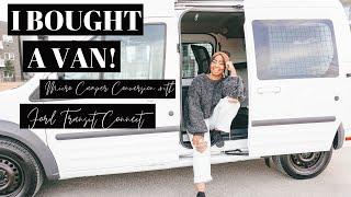 I BOUGHT A VAN! || Starting Af…