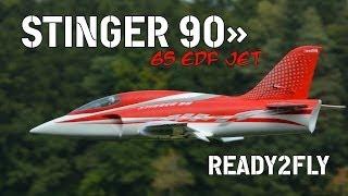 Freewing Stinger 90 Sportjet