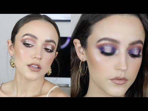 2 LOOKS USING 1 PALETTE | Colourpop So Jaded thumbnail