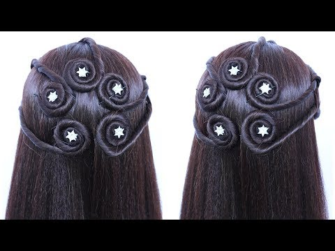 Open Hairstyle For Weddings Party Hair Style Girl Cute