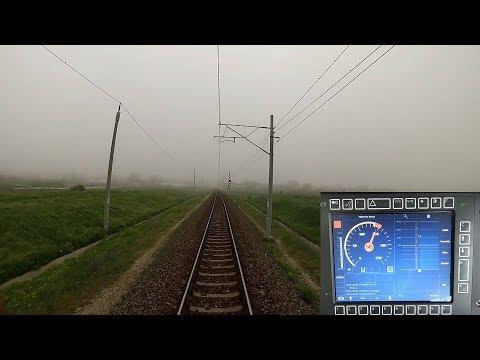 Driving under ETCS L1 control