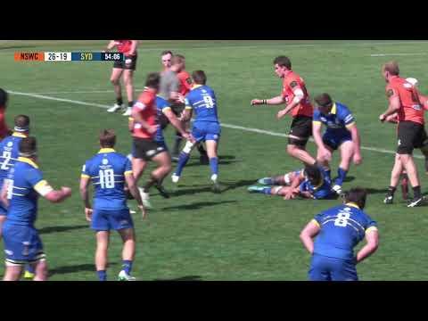 NRC 2019 - Round 1 Highlights - NSW Country v Sydney