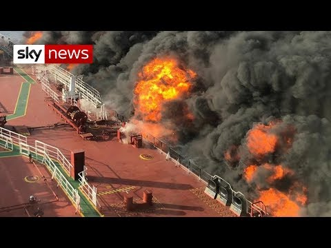 Oman tanker attacks: What next for the US and Iran?
