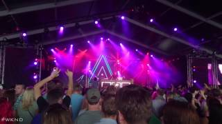 NOËP - Rooftop @ Weekend Festival Baltic 2016 (4K)