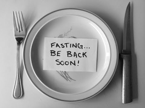 """""""When You Fast""""--The Spiritual and Physical Aspects of Fasting"""