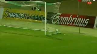 Limbersky Goal  Pribram 2-4 Plzen 26.05.2013