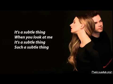 Marian Hill   Subtle Thing lyrics