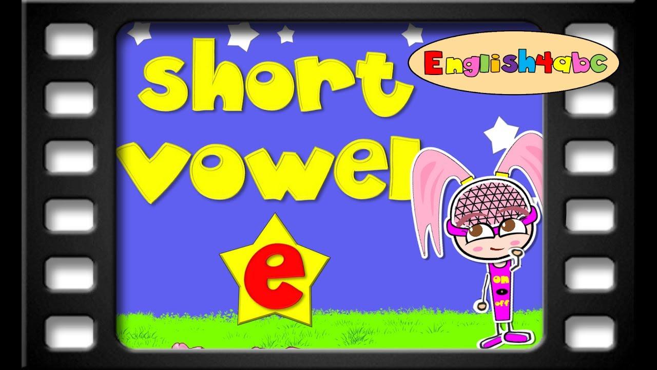 hight resolution of Short E (songs