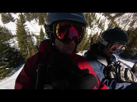 Silverton Ski Video