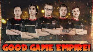 Good Game Russian Machine | Team Empire | Rainbow Six Siege