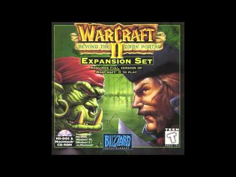 Warcraft 2 - Beyond the Dark Portal OST Soundtrack (Complete)
