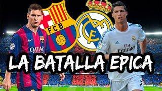 Barcelona vs Real Madrid (el clasico) | PES 2016