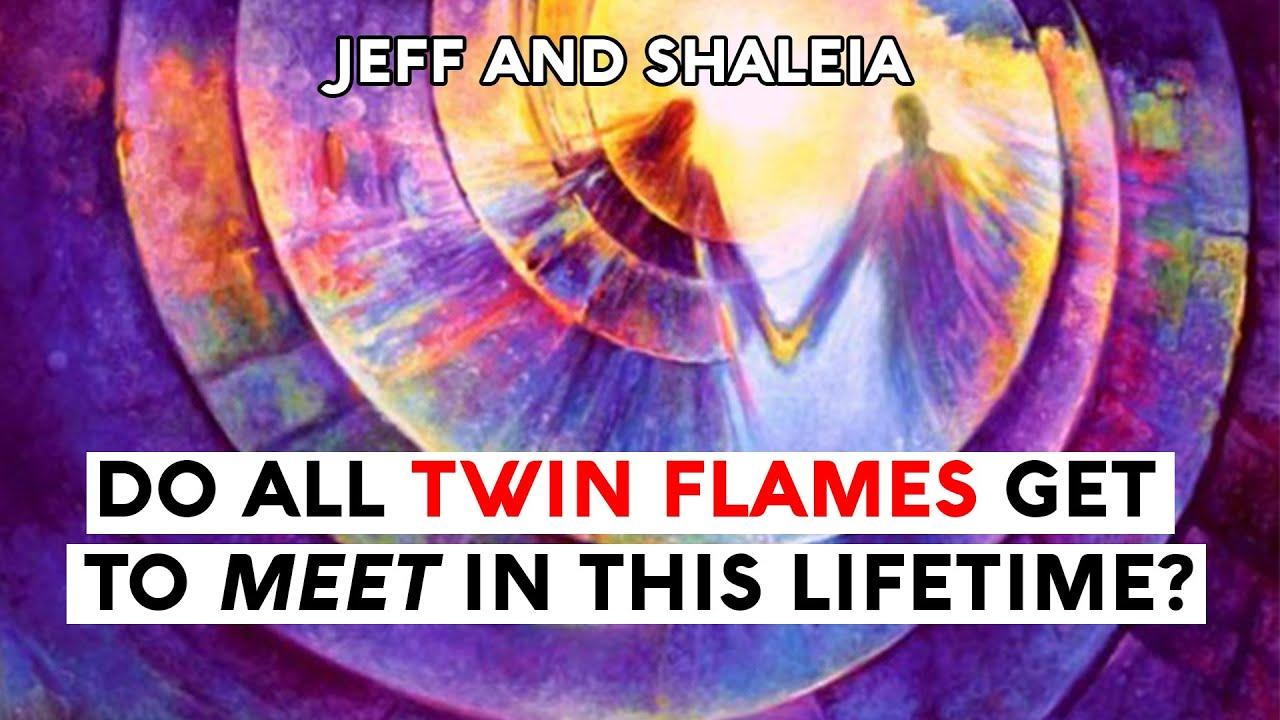 when do twin flames meet