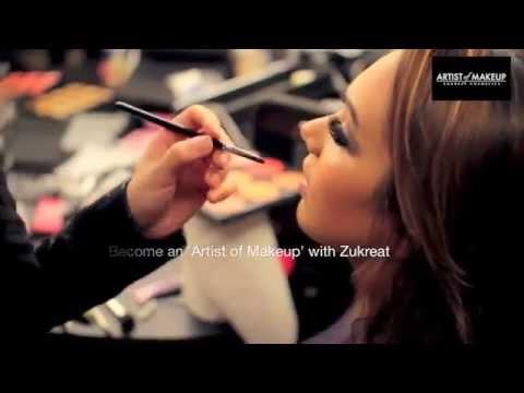 Zukreats Artist of Makeup Academy - Intensive Makeup & Hair Course