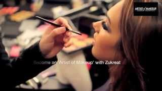Zukreats Artist of Makeup Academy - Intensive Makeup & Hair Course Thumbnail