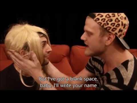 Superfruit - Pop Goes Broadway (Blank Space/Jealous/Break Free) ft. Shoshana Bean (HD LYRICS)