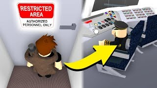 ROBLOX AIRPLANE SIMULATOR! *BUYING PILOT ACCESS*