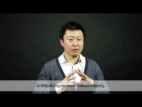 Alumni Interview- BAI Yang, Chinese version with english subtitles