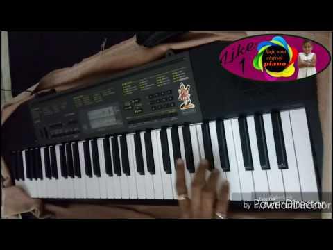 Gujarati Garba Piano Are Re Meri Jaan He Radha Rajusoni Chitrod