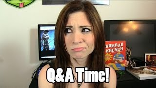 Q&A Time With Melonie Mac - Sheep Gets Personal