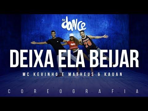 Deixa Ela Beijar - Matheus e Kauan e MC Kevinho | FitDance TV (Coreografia) Dance Video