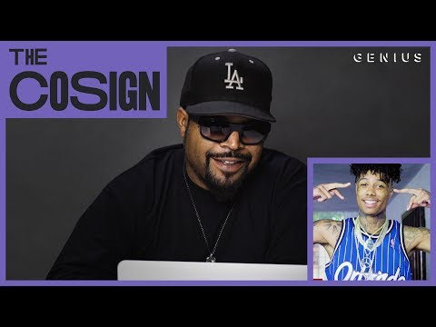 Ice Cube Reacts To New West Coast Rappers (Blueface, Saweetie, Lil Mosey) | The Cosign