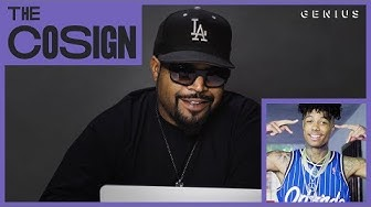 Ice Cube Reacts To New West Coast Rappers (Blueface,Saweetie,Lil Mosey) | The Cosign