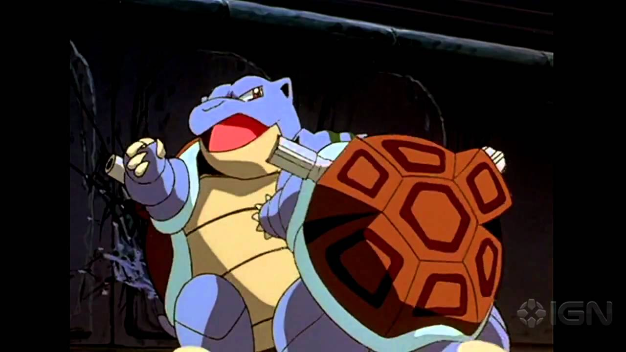 blastoise top 100 pokemon