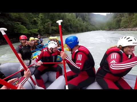 AREA47 - Rafting 🌊 In Der Imster Schlucht, Ötztal In Tirol - Extended Version HD