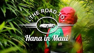 THE ROAD TO HANA || Our favorite stops!
