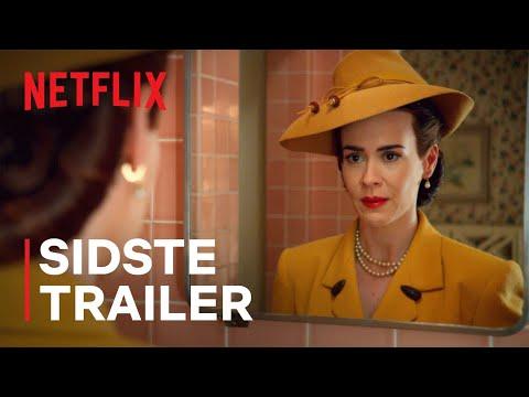 Ratched   Sidste trailer   Netflix