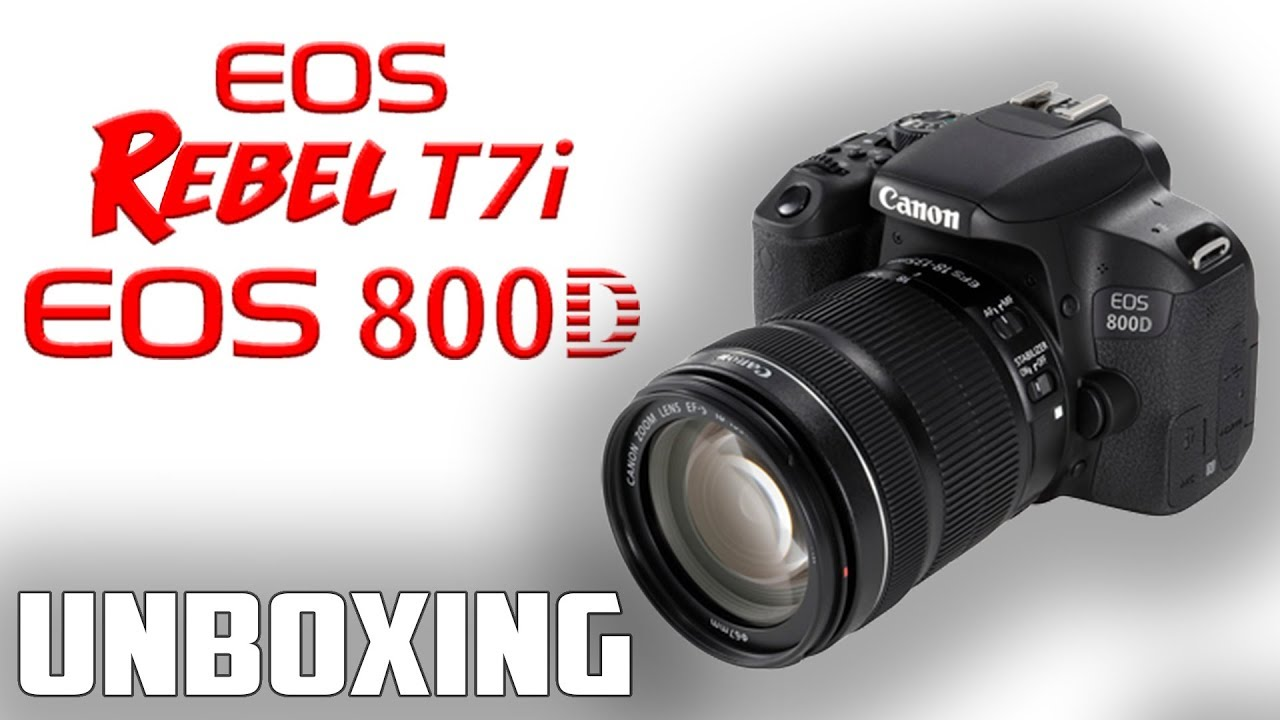 Canon 800d ( T7i ) Raw Footage / Review