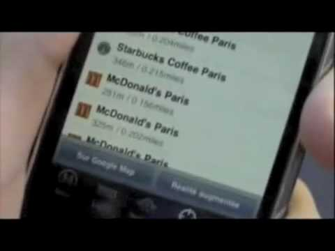 Paris Metro:  Augmented Reality