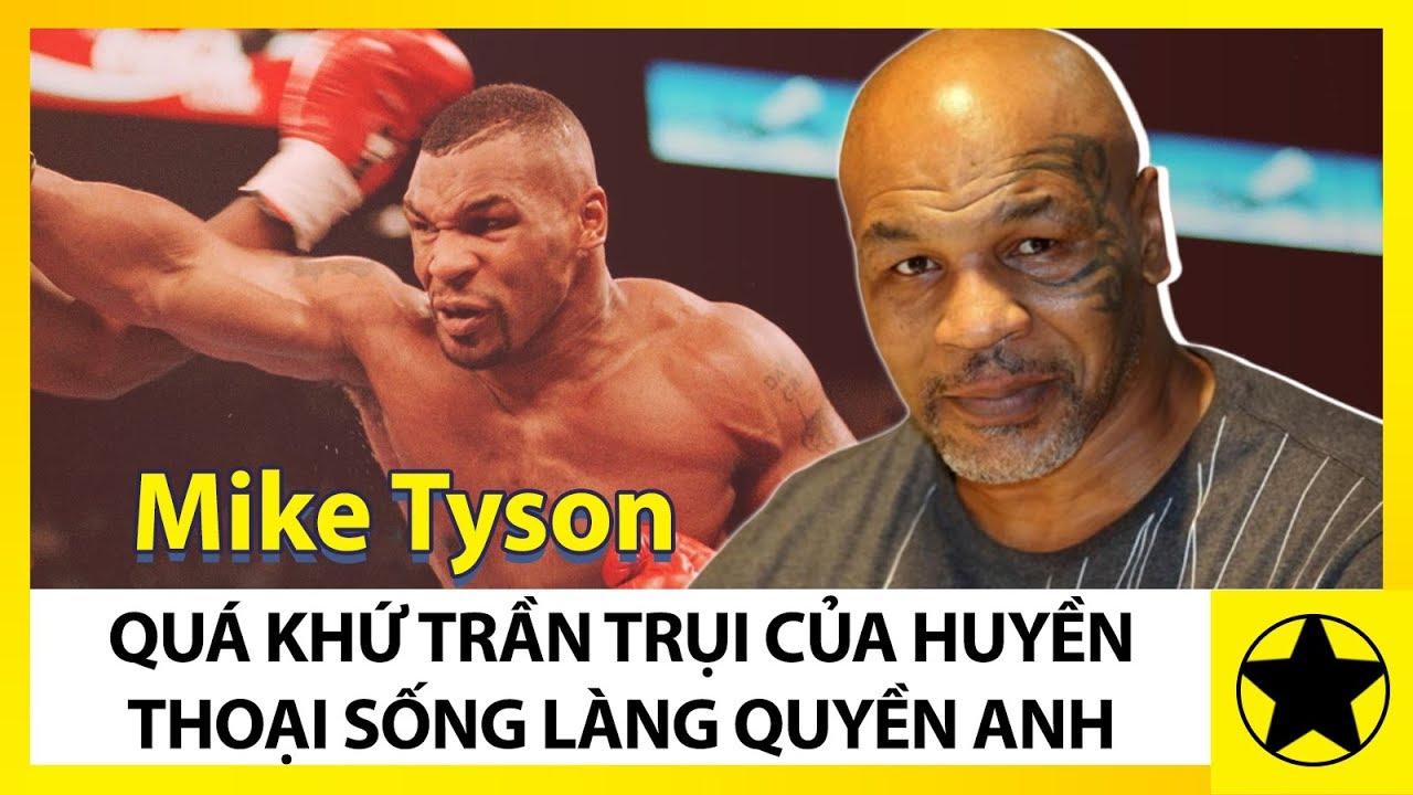 Mike Tyson – Quá Khứ Trần Trụi, Không Lối Thoát Của Huyền Thoại Sống Làng Boxing