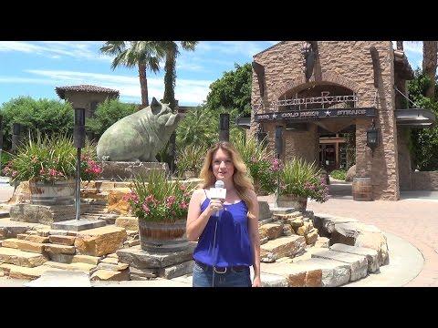 Jackalope Ranch Restaurant in Indio California
