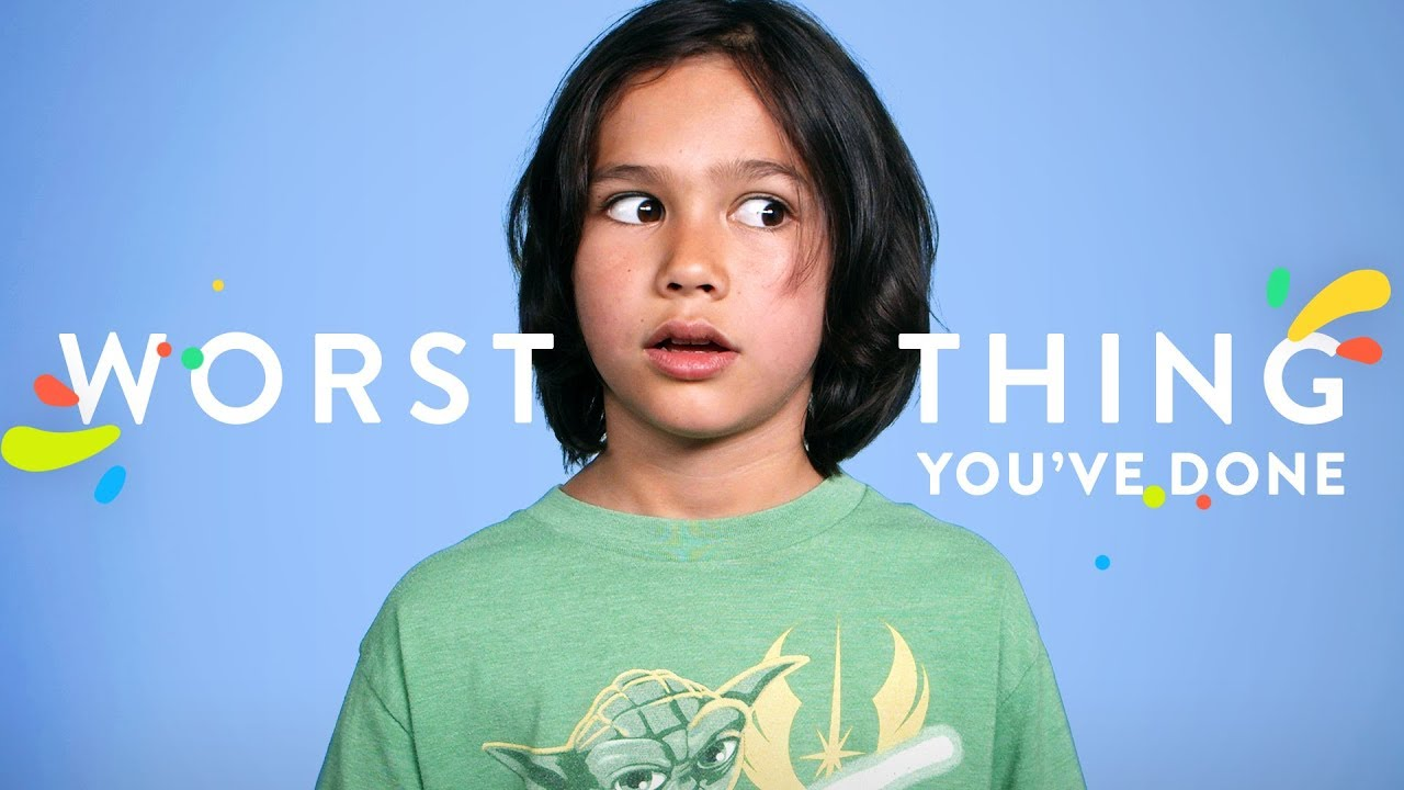 Download What's the Worst Thing You've Ever Done?   100 Kids   HiHo Kids