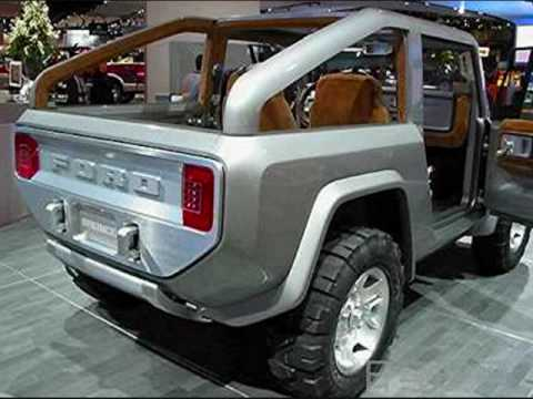 Ford Bronco 2020 4 Door >> The Concept Bronco.wmv - YouTube