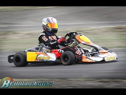 Puerto Rico Karting Exhibition Race Youtube