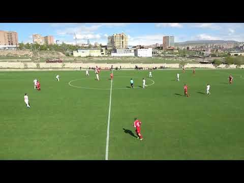 Belarus U-14 - FYR  Macedonia U-14 0:2 - 14.04.2018