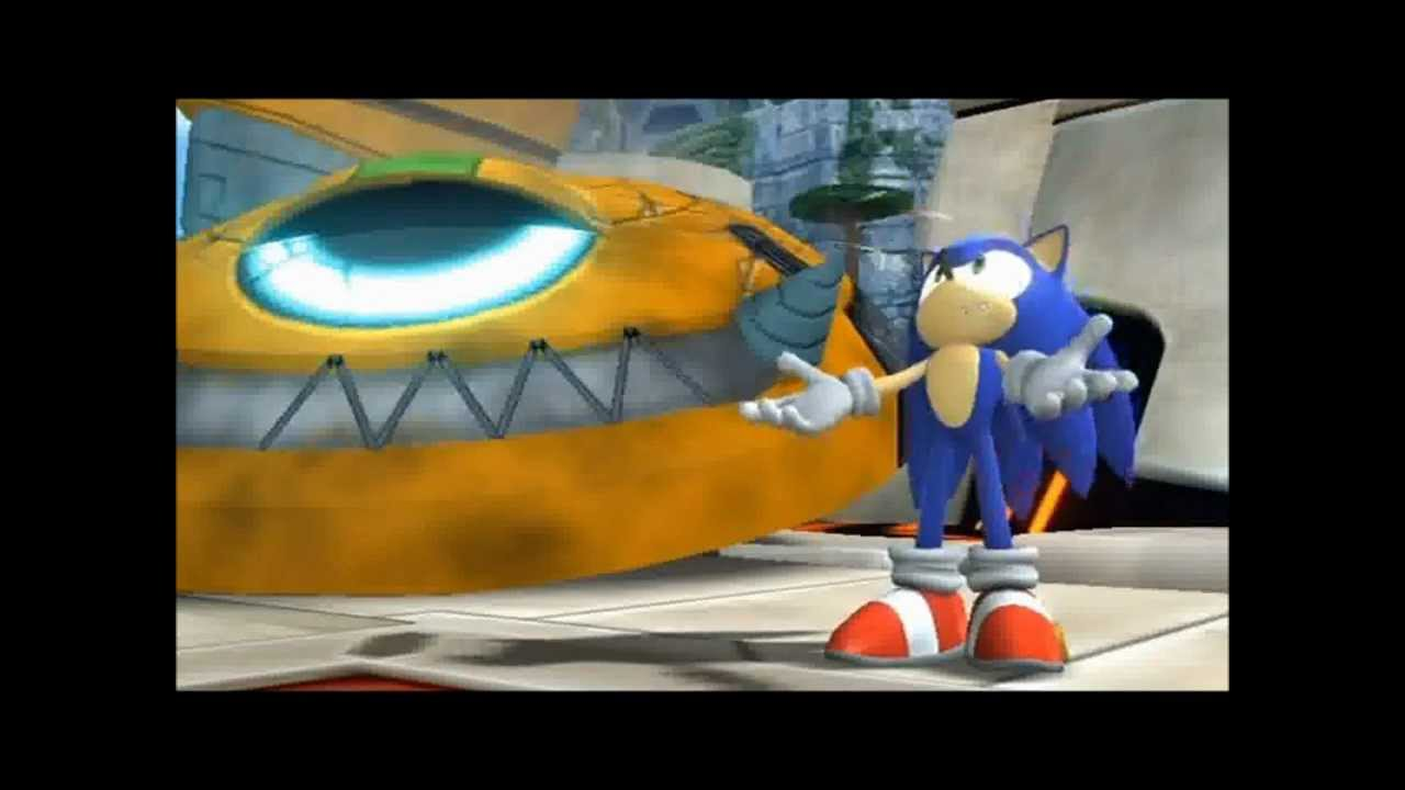 sonic hates beening tickled xd youtube