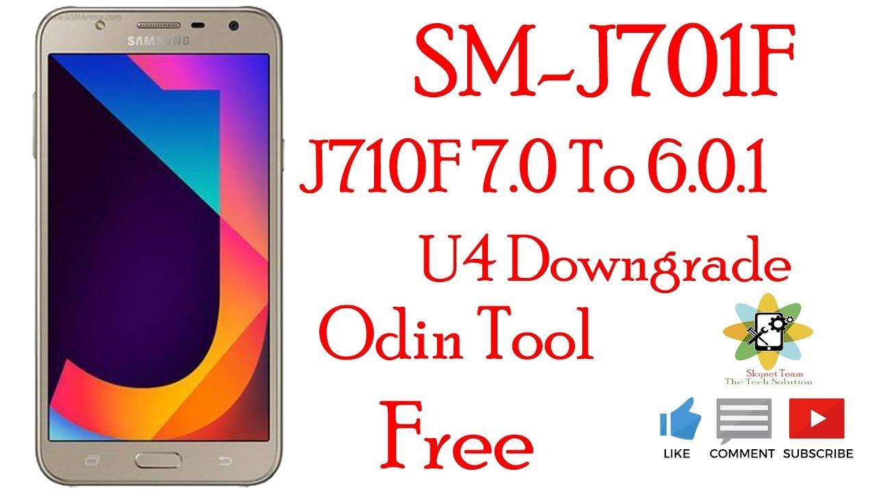 Samsung J710F Binary U4 Downgrade 7 0 To 6 0 With Procedure include Flash  file Firmware