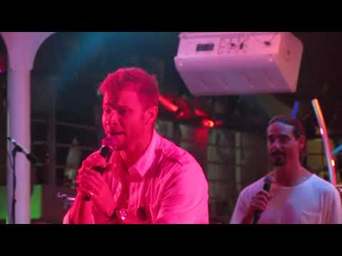 BSB Cruise 2018 - Millennium Night - Don't Wanna Lose You Now