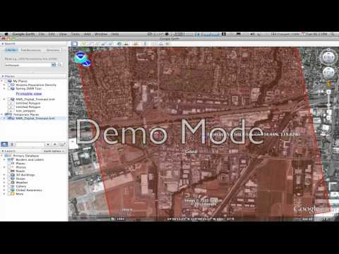 Importing KML into Google Earth