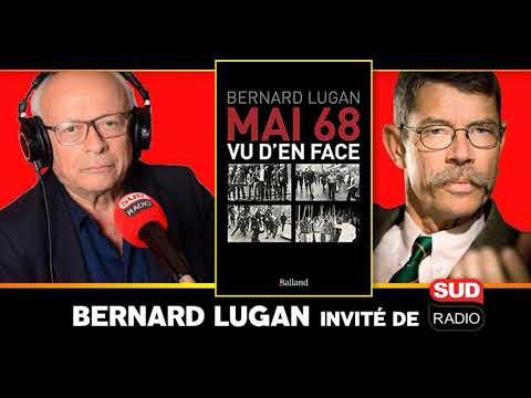 Bernard Lugan déconstruit Mai 68 sur Sud Radio