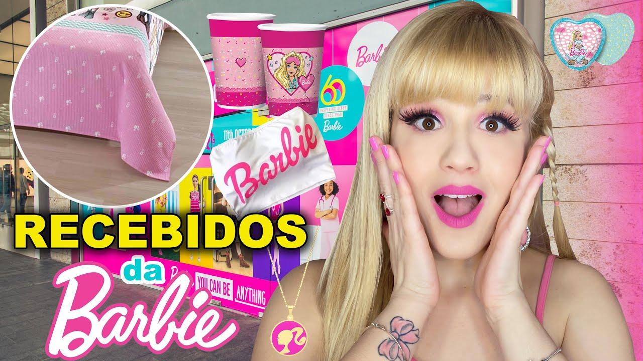 TUDO DA BARBIE!!! 3